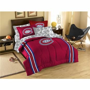 Montreal Canadiens Official NHL Bed in a Bag 26669 Shipping included Sale Price: $154.53* (50% off)