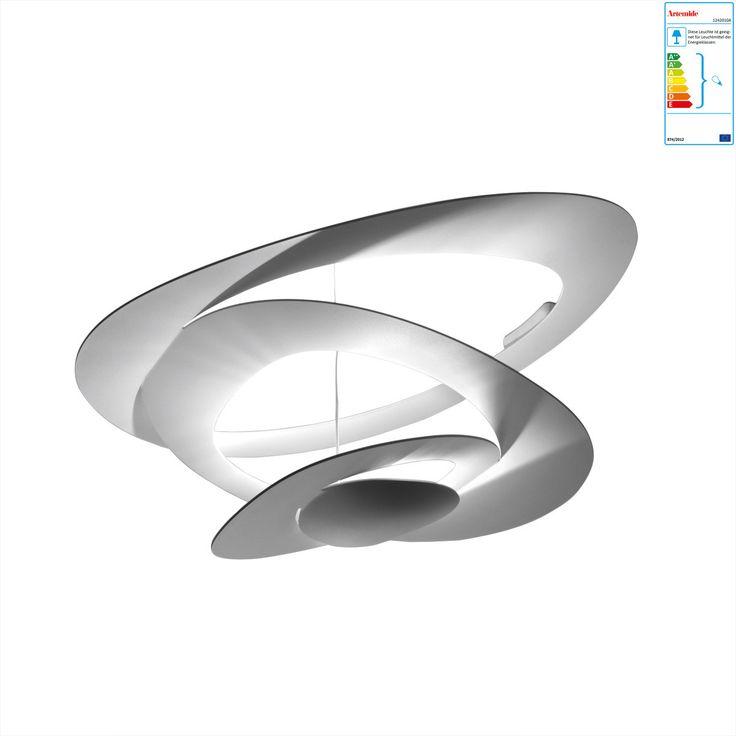 Artemide - Pirce Soffitto Deckenleuchte R7S, weiß Jetzt bestellen unter: https://moebel.ladendirekt.de/lampen/deckenleuchten/deckenlampen/?uid=dfa8a1ed-724b-5d12-8bb0-1d88888f8ff4&utm_source=pinterest&utm_medium=pin&utm_campaign=boards #deckenleuchten #lampen #deckenlampen