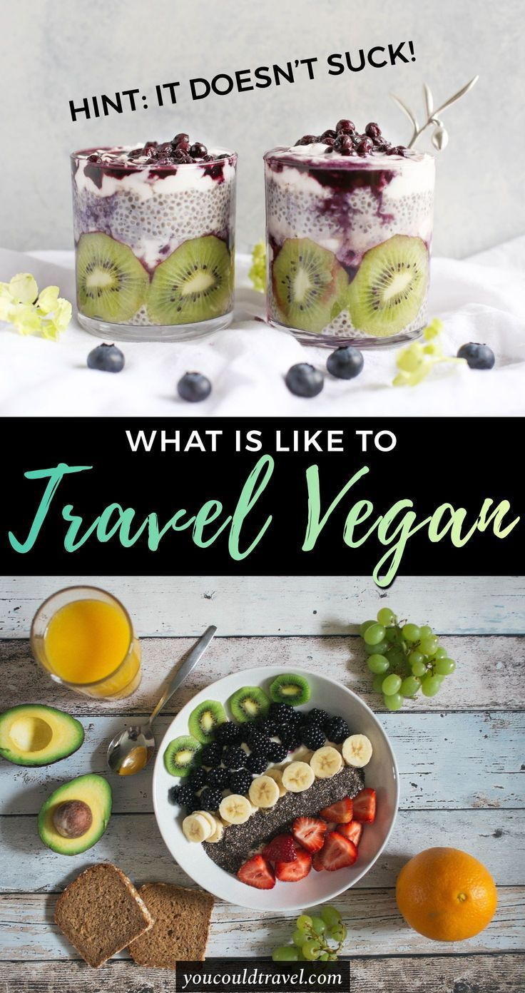 Travelling Vegan: Everything you need to know - What is like to travel as a vegan? How is it like to have a plant-base diet? How do you deal with practicalities of travelling vegan? In this article, we are going to tell you everything you need to know about being plant-based whilst on the road, including how to handle cultural pressures, how to find the right accommodation. #travel #vegan
