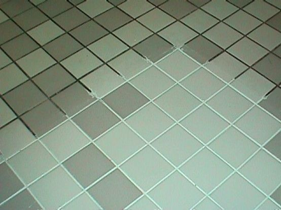 7 cups water, 1/2 cup baking soda, 1/3 cup lemon juice and 1/4 cup vinegar to clean grout