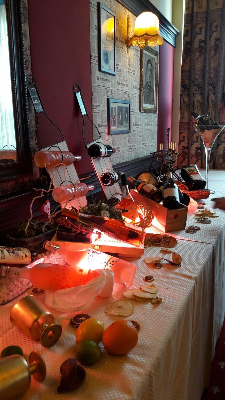 Recas winery display  #apresskialpin #alpinapresski  #hotelalpin #cuvèeuberland