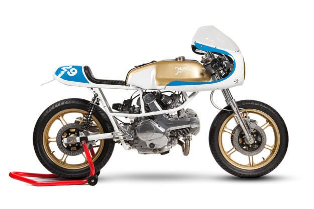 Road Runner: A Ducati Pantah reborn in Portugal