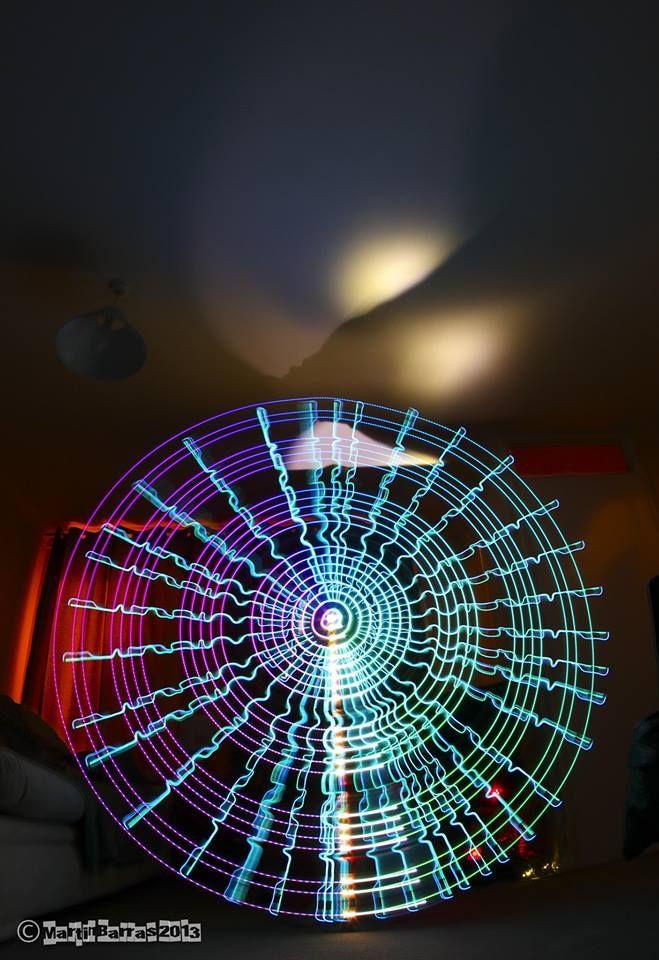 Mart Barras - Light Painting - Circle Og Light - Canon EOS 550D - 14/09/2013
