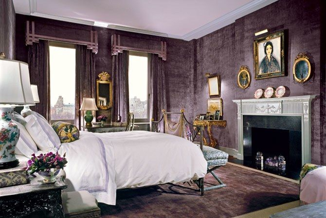 293 Best Images About Purple Interiors Plum Lavender Grape Lilac On Pint