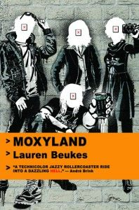 Moxyland by Lauren Beukes cannot recommend enough