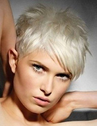 very short funky hairstyles 2016 - Google Search