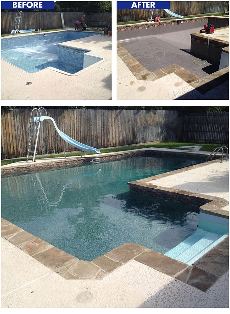 47 best Tara Before After Gallery images on Pinterest Pool
