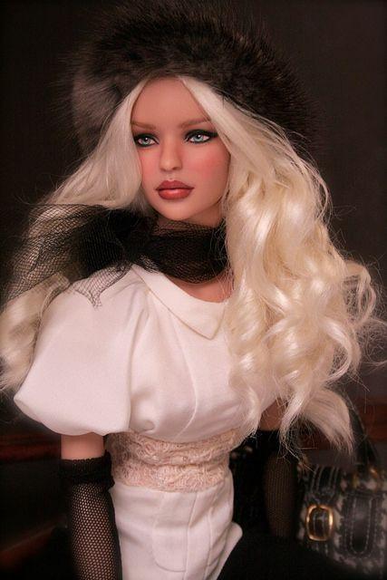 Fashion Art Doll