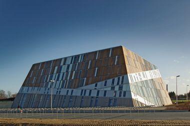 Metzo college Doetinchem (Van Egeraat)