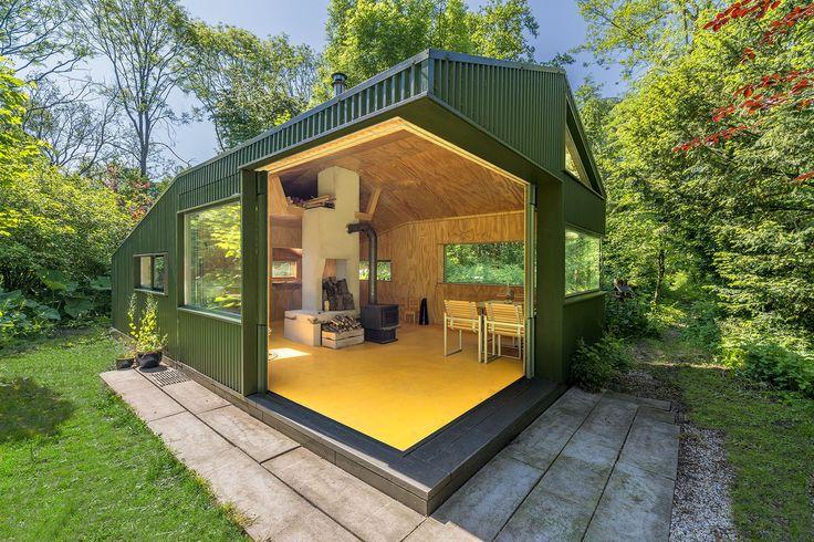 Thoreau's Cabin / cc-studio