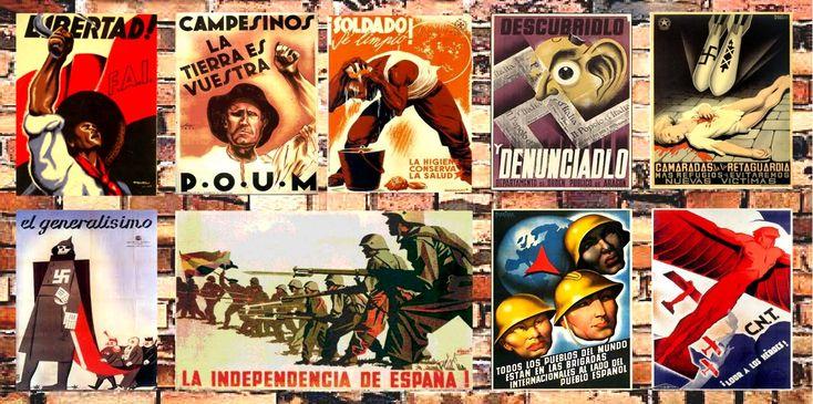 La Guerra Civil Española + Franco