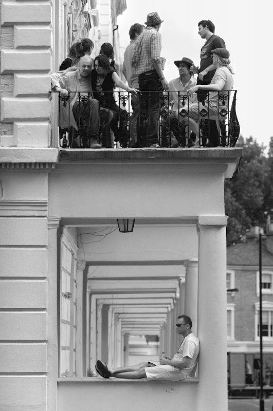 U.K. The Day of Notting Hill Carnival, London