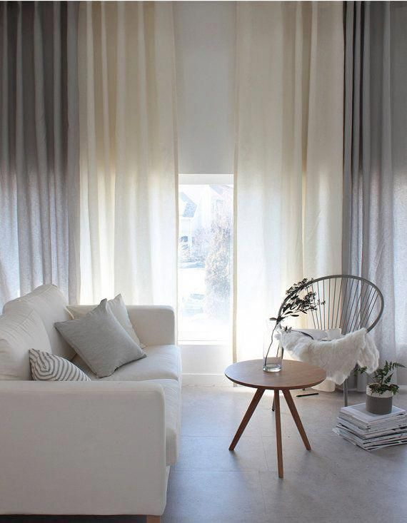 Come scegliere le tende giuste per ogni ambiente. Stunning Photo Patiodrapes Tende Soggiorno Arredamento Soggiorno Moderno