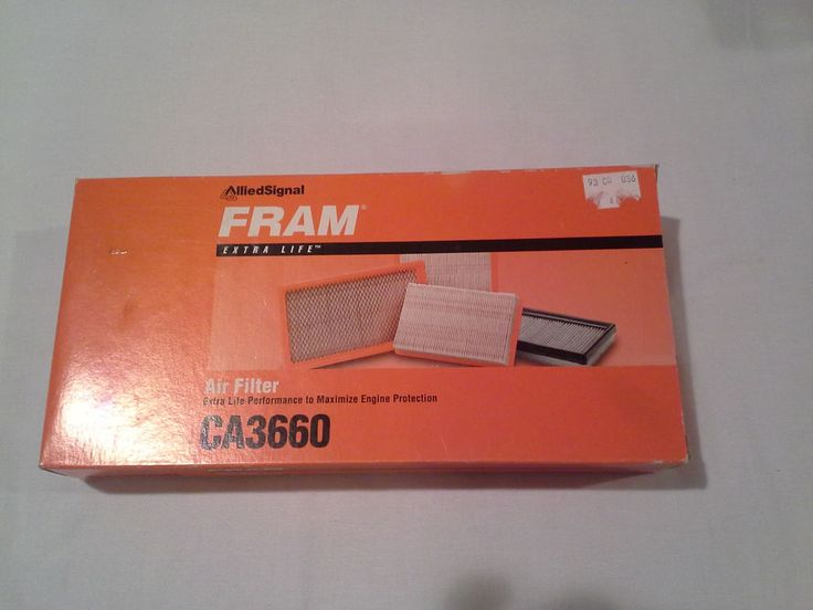 Fram Air Filter CA3660 Rigid Panel - Cars & Trucks Dodge Chrysler Ford Audi VW  #Fram