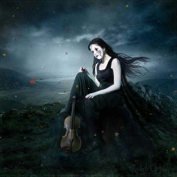 gothic art fantasy artwork - photo #13
