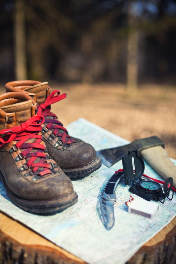 A Survival Gear List for your Wilderness Adventures #camping #hiking #emergencyessentials