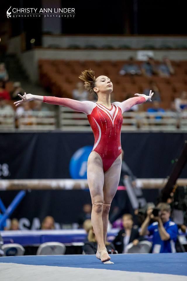 Alyona Shchennikova (5280) 2017 P&G Championships (Day 1)