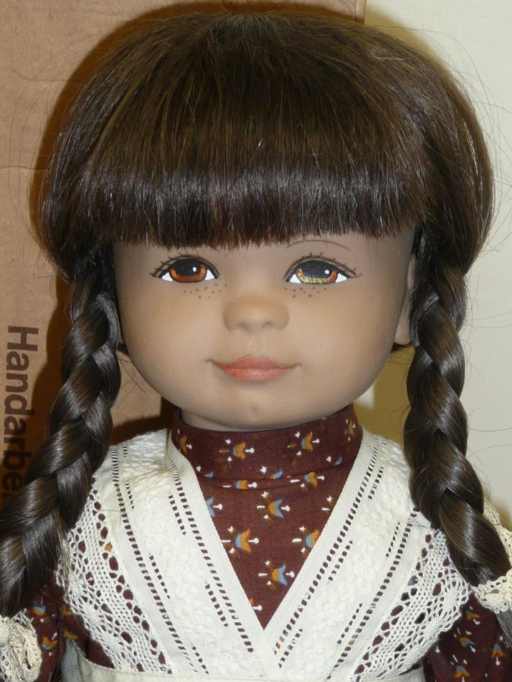 20 Quot Maya By Heidi Ott Doll Made In Switzerland 1980 S