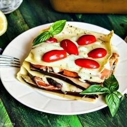 Veggie Summer Lasagna by SECooking: Grilled Veggies, Food Recipes, Summer Lasagna, Veggies Lasagna, Summer Veggies, Sandra Easy, Easy Cooking, Veggies Summer, Lasagna Recipes