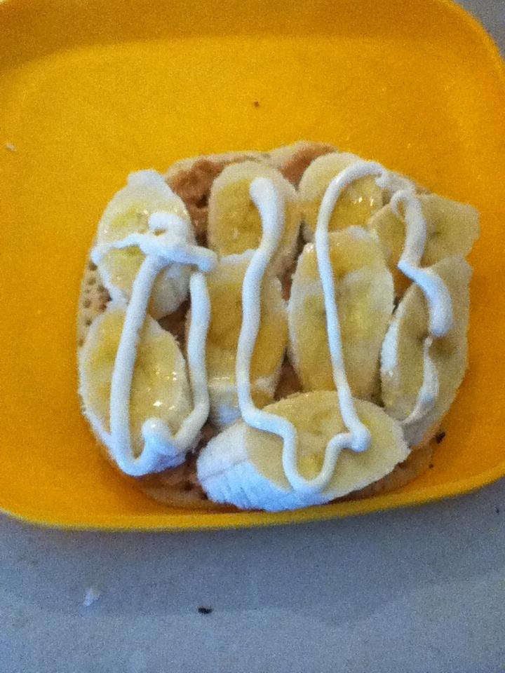 What a pancake. mmmmmmmmmm Yum !!!!!!'n