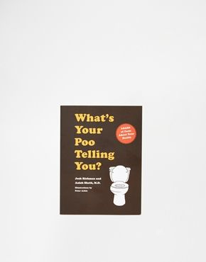 Enlarge What's Your Poo Telling You Book