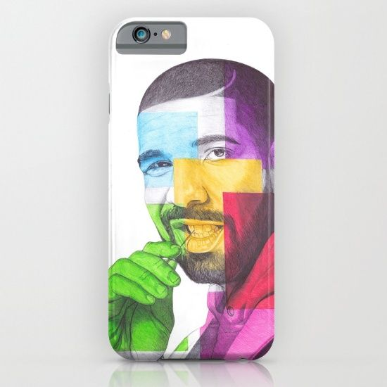 Drake Hotline Case $35.00 available in Samsung Galaxy S4 S5 and S6, Also and iPhone models. by DeMoose_Art Free Worldwide Shipping Today!