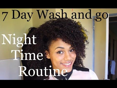 How to Maintain Your Wash and Go Throughout the Week | Curly Nikki | Natural Hair Styles and Natural Hair Care