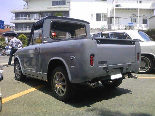 1960-1966 Daihatsu Hijet L36 Pickup