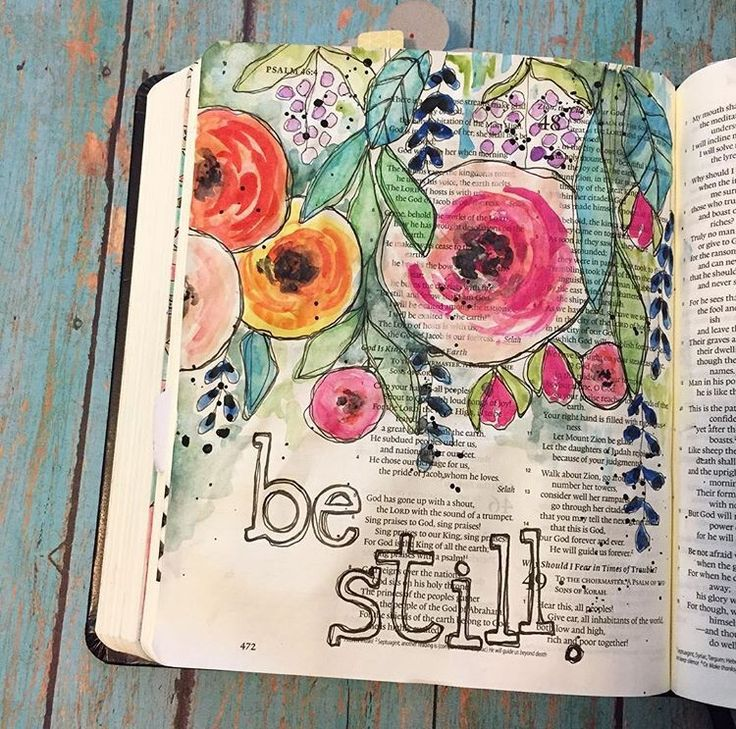 It's a hard concept for me… being still. I know God is Who He says He is. I know He is always doing something even when it can't be seen. Even still, I can't shake the feeli…