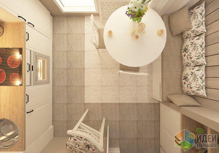 Фотографии [64915]: Однокомнатная квартира, Гатчина от дизайнера Екатерина Ненашева
