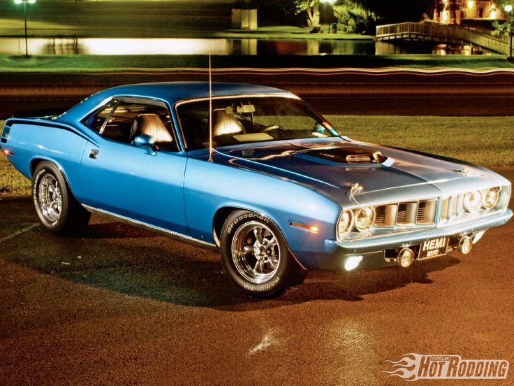 Superieur 1971 Plymouth Barracuda Oh Wow!
