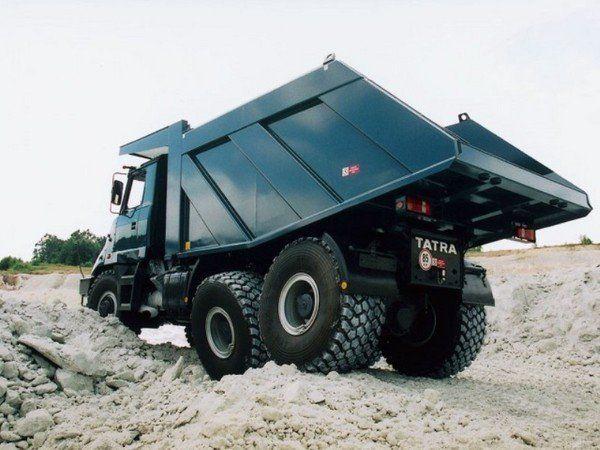 Tatra T163 Jamal  (2006)