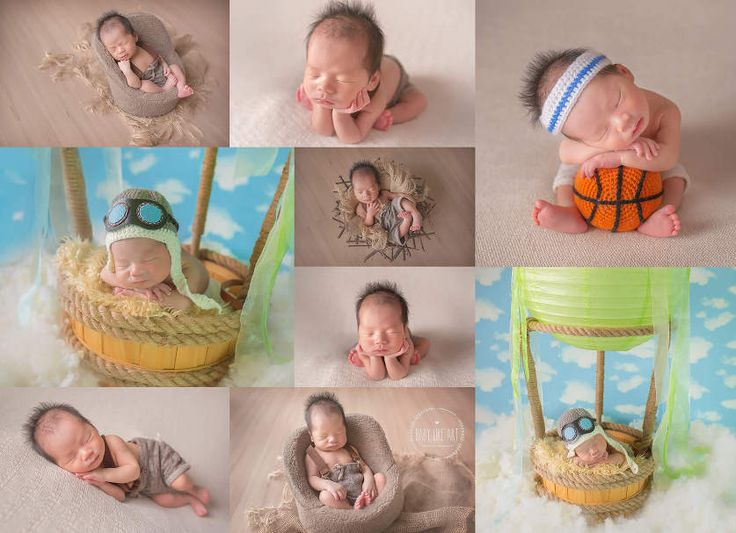 12 day old baby boy Theron | Singapore Newborn Photography by Singapore Newborn…