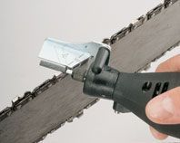 Dremel Projects - Sharpening a chain saw