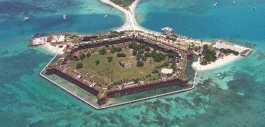 Dry Tortugas National Park!  Next summer?