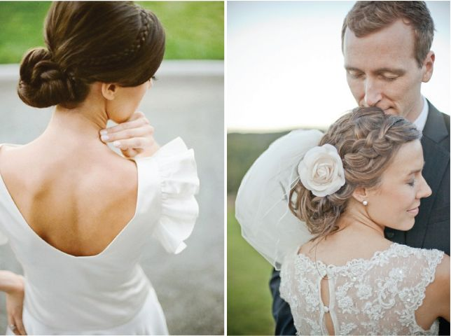 61 Braided Wedding Hairstyles: 52 Best Wedding/engagement Hairstyles Images On Pinterest