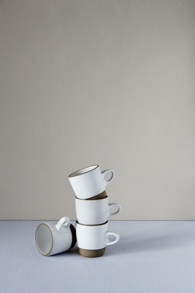 heath ceramics stack mug