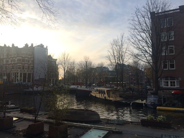 Forever in love with Amsterdam