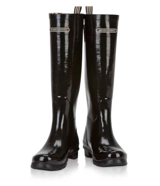 Henri Bendel Wellies!