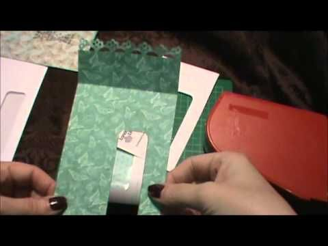 How to make a Window Envelope Pocket http://www.pinterest.com/imendes72/mini-albuns-and-toturials/