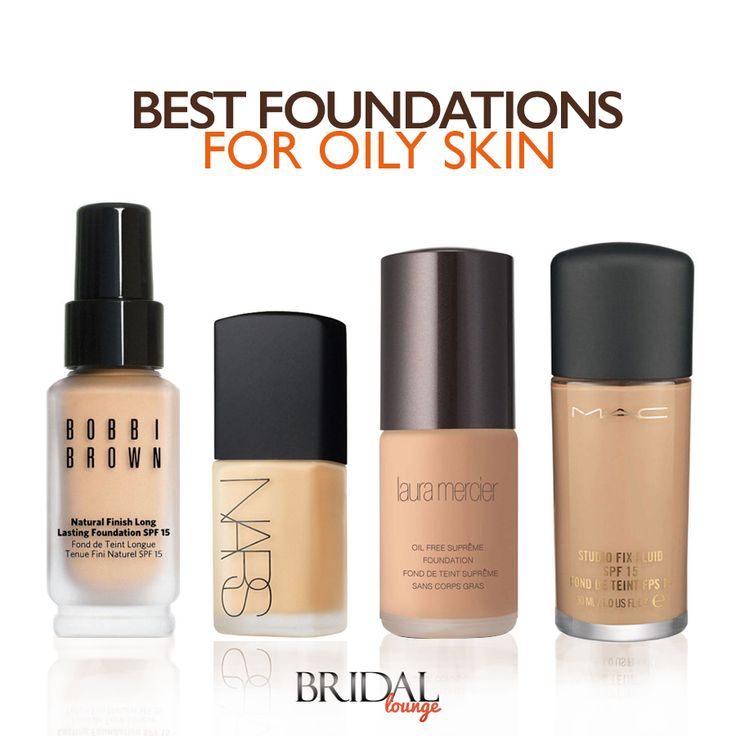LADIES! Having a hard time choosing the right foundation for oily skin? Don't…