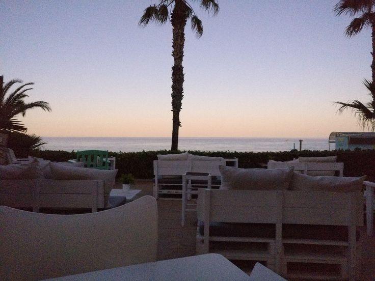 Playa Cristal // @hannahelmix