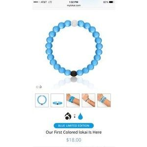 Image result for lokai bracelet cut open
