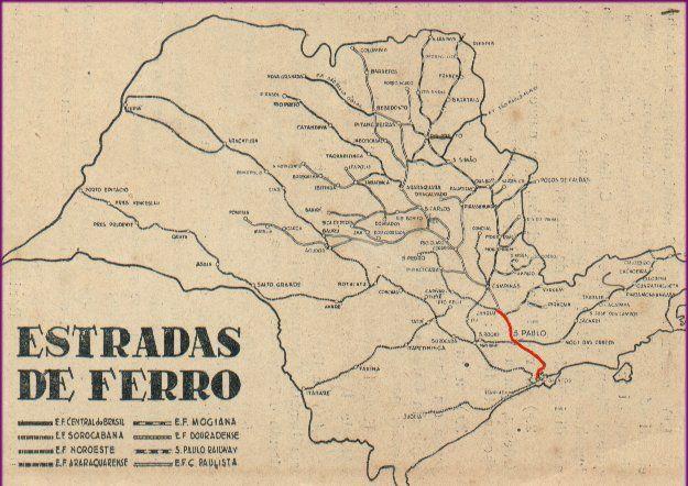 Sao Paulo Railway