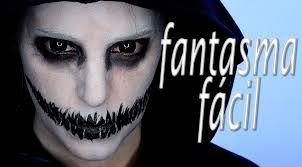 Resultado de imagen para pintura en rostro para halloween hombres