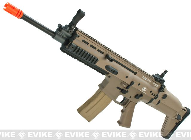 FN Herstal Full Metal SCAR Light STD Airsoft AEG Rifle by VFC - Dark EarthLoading that magazine is a pain! Get your Magazine speedloader today! http://www.amazon.com/shops/raeind