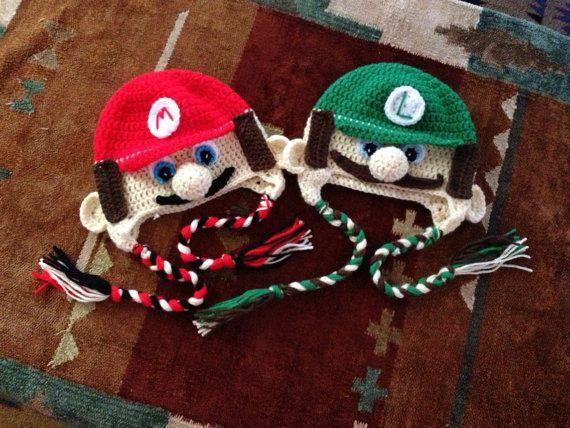 Crochet Luigi Hat Pattern Choice Image Knitting Patterns Free Download