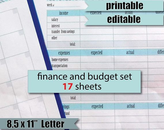 Erfreut Grundlegende Monatliche Budgetvorlage Bilder ...