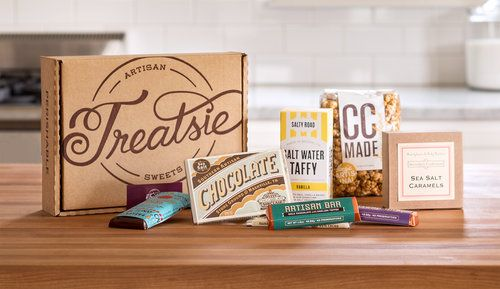 Take a breather and treat yourself with an After School Grab Bag from Treatsie #ad #Treatsie http://bit.ly/2dsznRo
