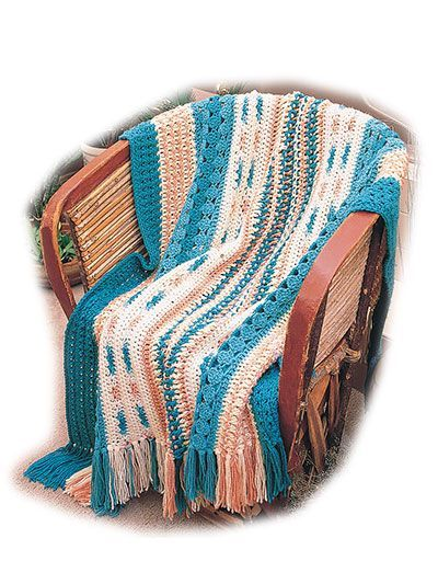Crochet Pattern Southwestern Afghan : 1000+ images about Crochet - Southwestern on Pinterest ...
